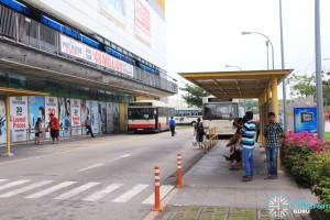 Stop 3: Courts Megastore Tampines