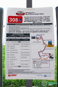 Route poster