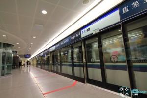 Telok Ayer MRT Station - Platform B