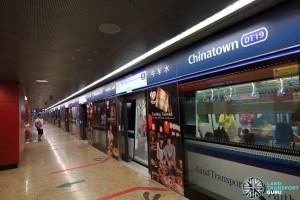 Chinatown MRT Station - DTL Platform C