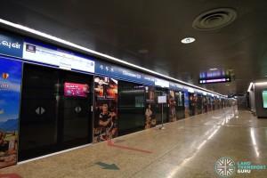 Chinatown MRT Station - DTL Platform D