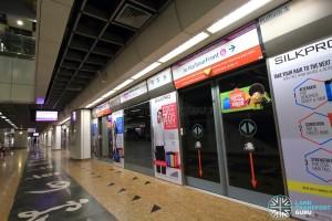 Chinatown MRT Station - NEL Platform A