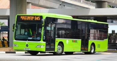 SG1001D on 945 - Tower Transit Mercedes-Benz Citaro