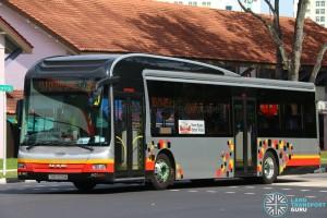 Tower Transit MAN A22 (SMB3019M) - Service 189