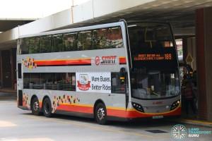 SMRT Buses Alexander Dennis Enviro500 (SMB3523Z) - Service 189