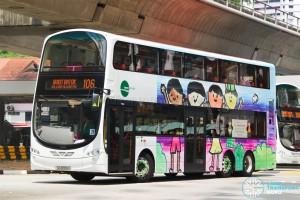 Tower Transit Volvo B9TL (SG5005S)