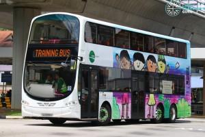 Tower Transit Volvo B9TL (Training Bus)