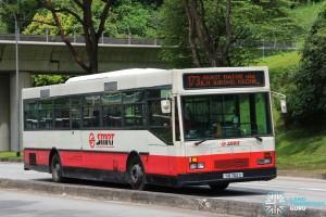 SMRT Buses Mercedes-Benz O405 (TIB752X) - Service 173