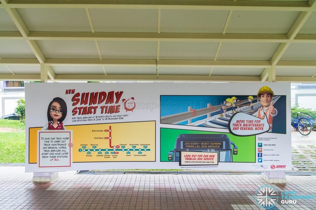 Publicity banner