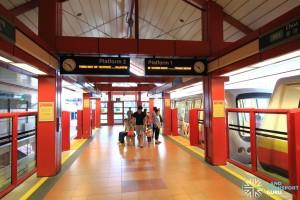 LRT Platforms 1 & 2