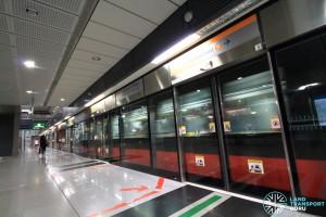 Holland Village MRT Station - Platform A