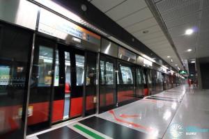 Holland Village MRT Station - Platform B