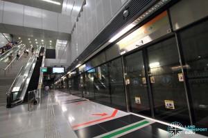 Kent Ridge MRT Station - Platform A