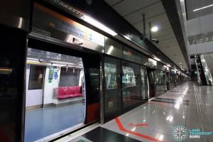 Kent Ridge MRT Station - Platform B