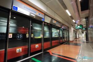 MacPherson MRT Station - Platform A