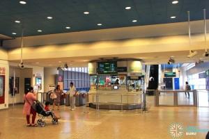 EWL Concourse PSC and Faregates