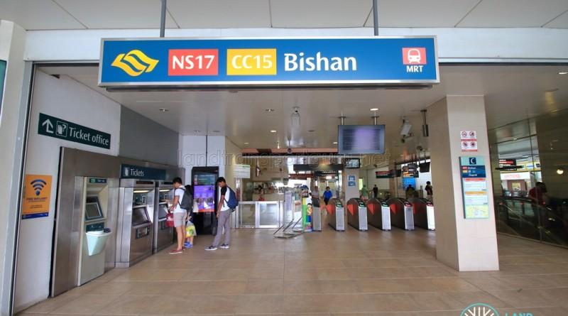Bishan MRT Station - Exit C