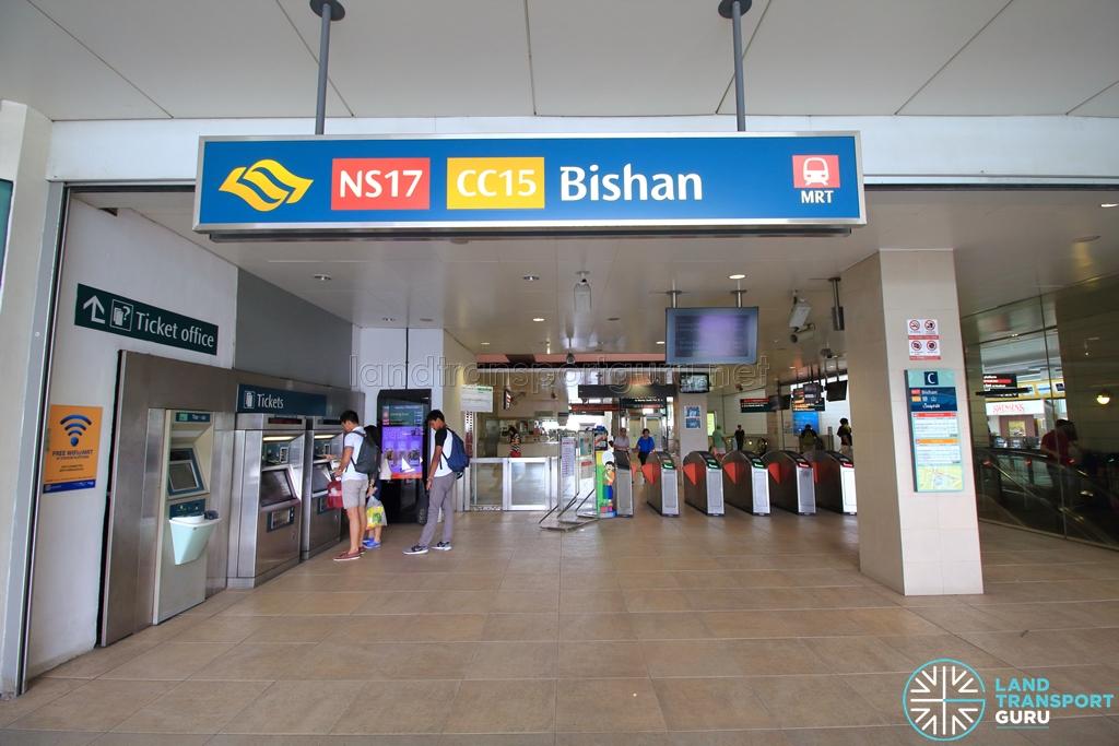 North Station Food Court