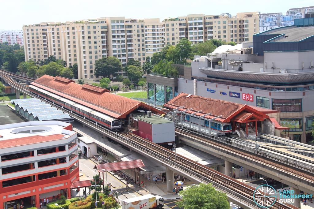 Choa Chu Kang MRT Station