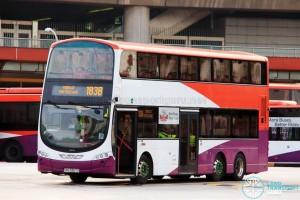 Tower Transit Volvo B9TL (SBS3367Z) - Service 183B