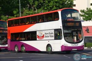 Tower Transit Volvo B9TL (SBS3372H) - Service 97