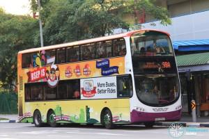 Tower Transit Volvo B9TL Wright (SBS3394U) - Service 98A
