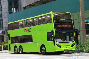SMB3501L on 106 - Tower Transit ADL Enviro500