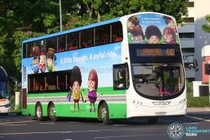 Tower Transit Volvo B9TL (SG5030T) - Service 66