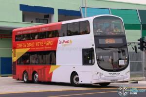 SG5057S - Go-Ahead Volvo B9TL