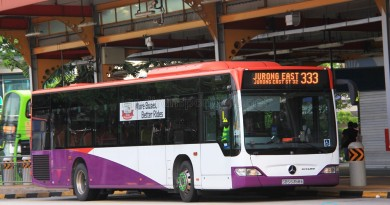 Tower Transit Mercedes-Benz Citaro (SBS6358E ) - Service 333