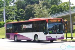 Tower Transit Mercedes-Benz O530 Citaro (SBS6372M) - Service 106