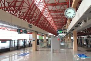 Jurong East MRT Station - Platform A/B