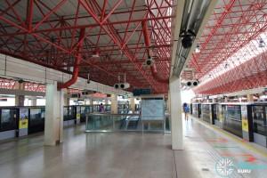 Jurong East MRT Station - Platform C/D