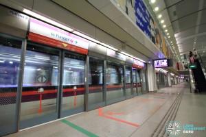 Buangkok MRT Station - Platform B