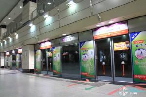 Outram Park MRT Station - NEL Platform A