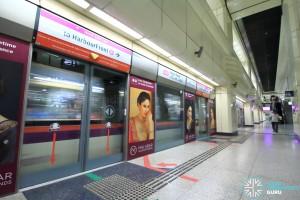 Farrer Park MRT Station - Platform A