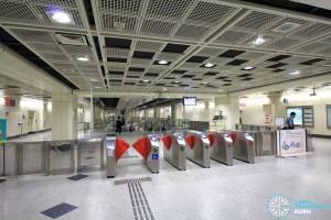 Farrer Park MRT Station - South Faregates