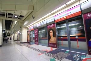 Farrer Park MRT Station - Platform B