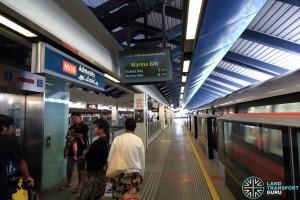 Admiralty MRT Station - Platform B