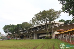 Grass patch around Yio Chu Kang MRT Station likely to be redeveloped