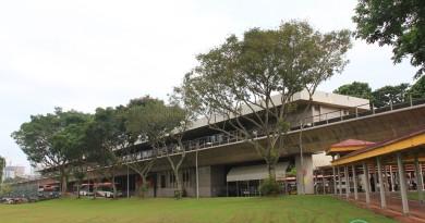 Station exterior