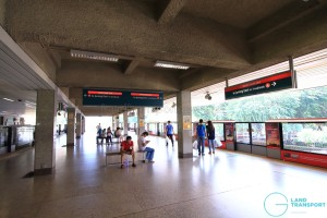 Ang Mo Kio Station: Platforms A / C