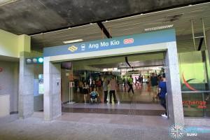 Ang Mo Kio MRT Station - Exit D