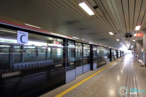 Ang Mo Kio Station: NSL Platform C