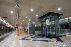 NSL Platform level: Lift
