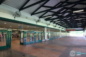 Kranji MRT Station - South Exit