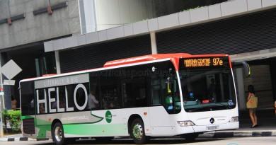 Tower Transit Mercedes-Benz Citaro (SG1003Z) on Service 97e