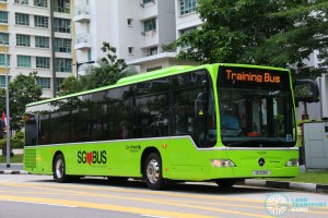 Lush Green Mercedes-Benz Citaro (Go-Ahead)