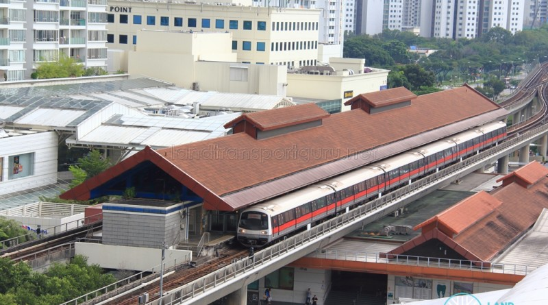 Boon Lay MRT Station - Exterior