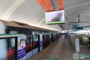 Bedok MRT Station - Platform B